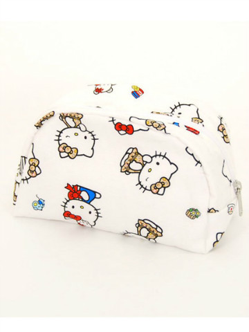 Nina Mew x Hello Kitty 2013 Spring Collection - Makeup Pouch