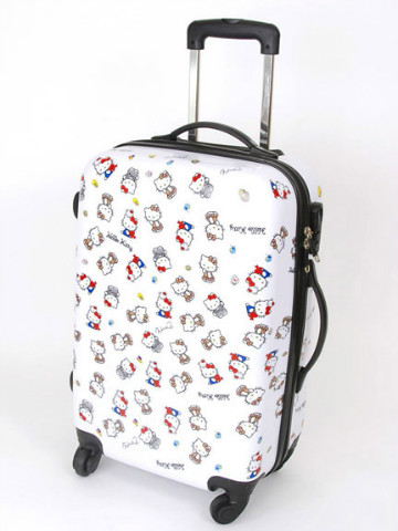 Nina Mew x Hello Kitty 2013 Spring Collection - Suitcase