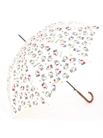 Nina Mew x Hello Kitty 2013 Spring Collection - Umbrella