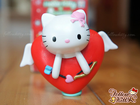 Hong Kong 7-Eleven Tokidoki X Hello Kitty - Cupid Kitty