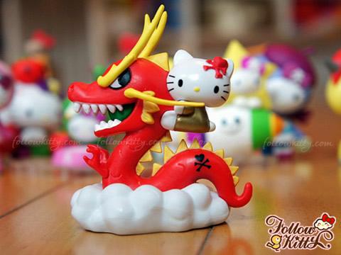 Hong Kong 7-Eleven Tokidoki X Hello Kitty - Dragon Kitty