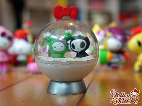 Hong Kong 7-Eleven Tokidoki X Hello Kitty - Snow Ball Kitty