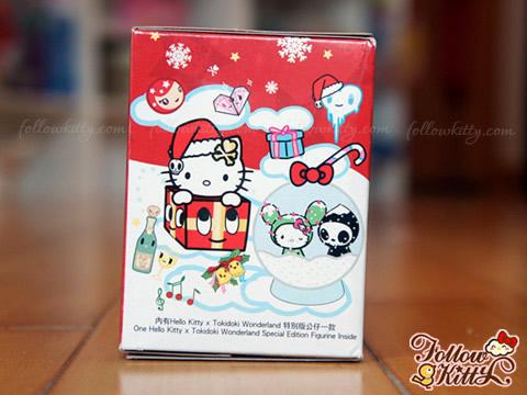 Hong Kong 7-Eleven Tokidoki X Hello Kitty Xmas Edition