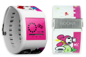 Nooka Sanrio Tokidoki Watch Small