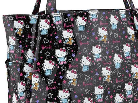 Harrods Hello Kitty Loves Teddy星星系列的細節圖
