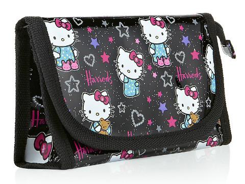 Harrods Hello Kitty Loves Teddy 化妝包