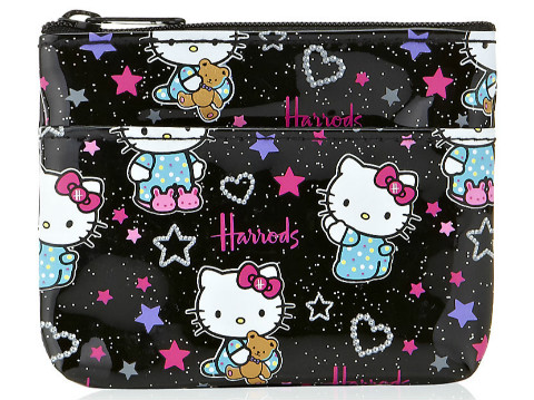 Harrods Hello Kitty Loves Teddy小包
