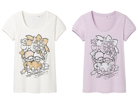 UNIQLO X Little Twin Star Special Graphic T-Shirt Collections