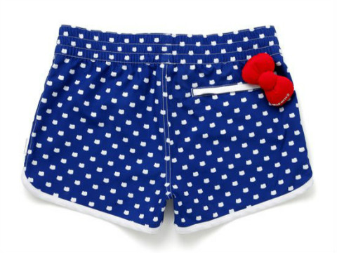 Chocoolate x Hello Kitty 2013 Summer Voyage - Beach Short