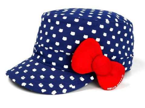 Chocoolate x Hello Kitty 2013 Summer Voyage - Cap