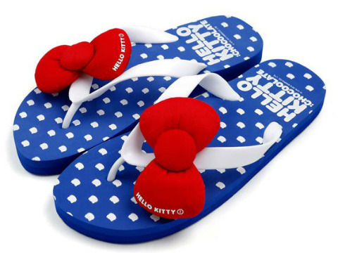 Chocoolate x Hello Kitty 2013 Summer Voyage - Flip-Flop
