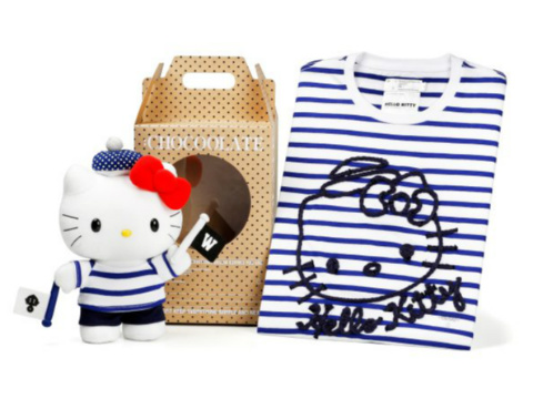 Chocoolate x Hello Kitty 2013 Summer Voyage - Gift Set