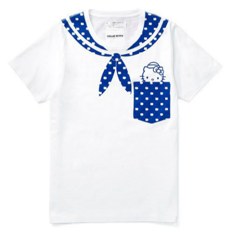 Chocoolate x Hello Kitty 2013 Summer Voyage - Print Tee