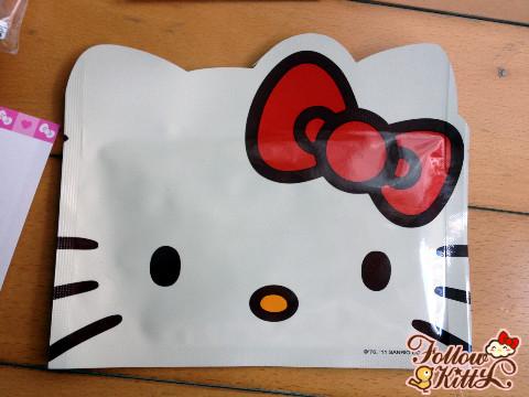 followkitty.com免費禮物-Hello Kitty面膜