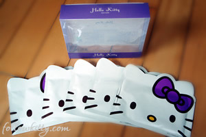 Hello Kitty Masks Sexylook Small