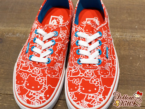 3c05e610c Vans x Hello Kitty New Collaboration-2013 Summer Collection Live ...