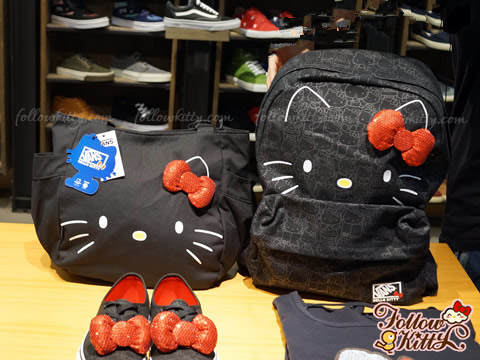 Vans x Hello Kitty 2013 Summer Collection - Tote Bag and Backpack