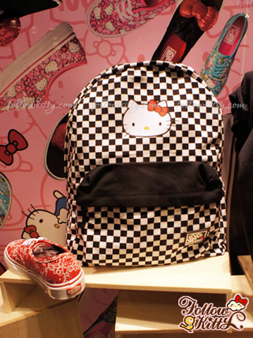 Vans x Hello Kitty 2013 Summer Collection - Backpack