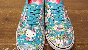 Vans crossover Hello Kitty 2013 Collection Small