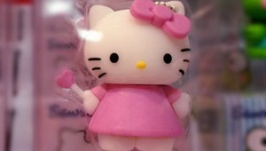 Hello Kitty 3D Figure USB Flash Small