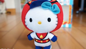 Hello Kitty Dare Devil Circus of Life McDonald's Small