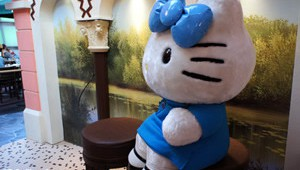 Hong Kong Langham Place Hello Kitty Photo Shop Small