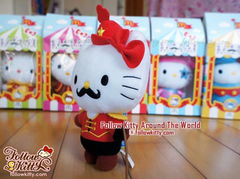 Hello Kitty馴獸師(Animal Tamer)