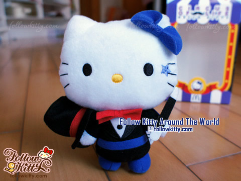 Hello Kitty Magician from Circus of Life Hong Kong McDonald's