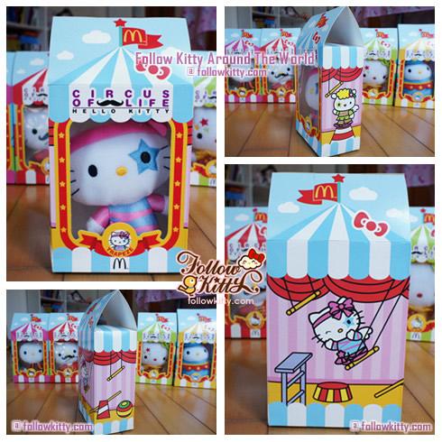 Hello Kitty空中飛人(Trapeze)