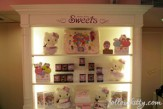 Souvenir in Hello Kitty Cafe Taipei
