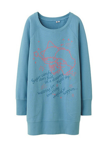 UNIQLO X Little Twin Stars Sweat Collections