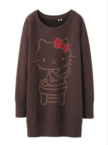 UNIQLO X Hello Kitty Sweat Collections