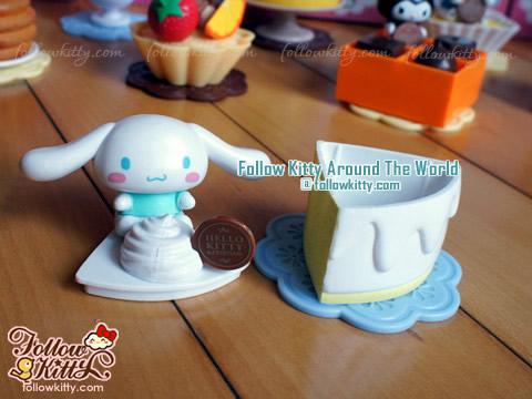 Hello Kitty Sweet Delight(第一期)﹣ Cinamoroll忌廉蛋糕