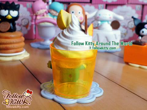 Hello Kitty Sweet Delight(第一期)﹣ Keroppi雪糕飄雪冰