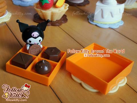 Hello Kitty Sweet Delight(第一期)﹣ Kuromi朱古力禮盒