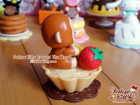 Hello Kitty Sweet Delight(第一期)﹣ Monkichi鮮果撻