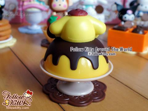 Hello Kitty Sweet Delight(第一期)﹣ Pompom Purin焦糖布丁