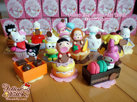Hello Kitty Sweet Delight(第一期)