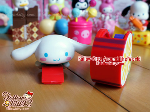 Hello Kitty Sweet Delight(第二期)- Cinamoroll七彩手工糖