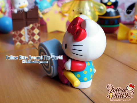 Hello Kitty Sweet Delight(第二期)- Hello Kitty波板糖
