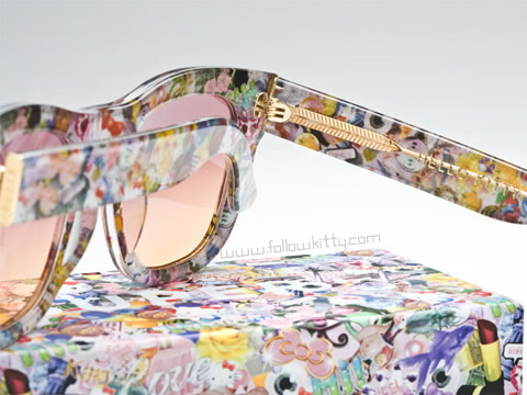 Super x Hello Kitty Sunglasses
