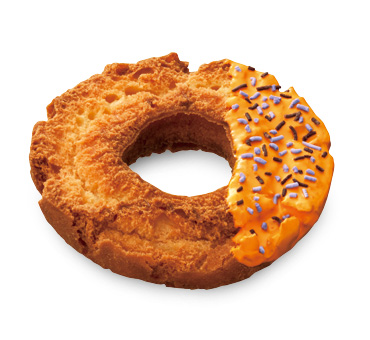 Hello Kitty x Mister Donut Halloween Edition in October