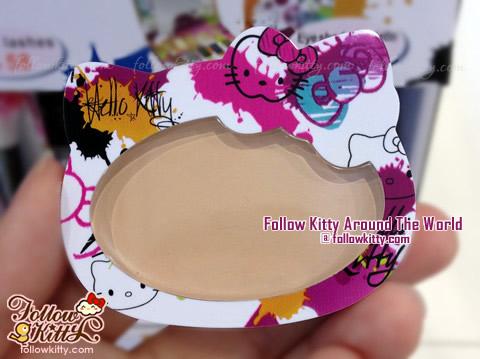 Hello Kitty彩妝 ﹣ 粉底