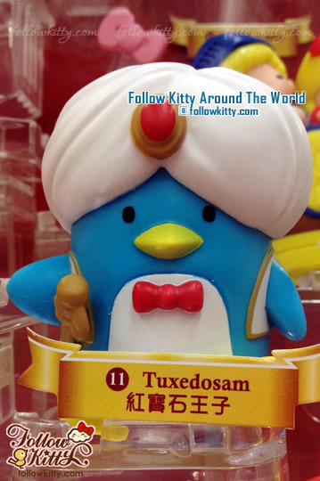 7-Eleven Hello Kitty & Friends [Hello Party] - Tuxedosam Ruby Prince