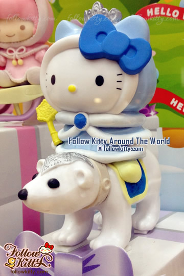 7-Eleven Hello Kitty & Friends [Hello Party] - Hello Kitty冰雪仙子