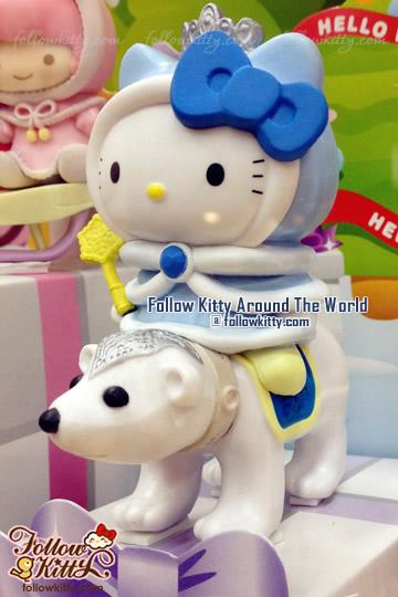 7-Eleven Hello Kitty & Friends [Hello Party] - Hello Kitty Snow Fairy