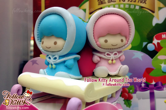 7-Eleven Hello Kitty & Friends [Hello Party] - Twin Stars Gift Babies