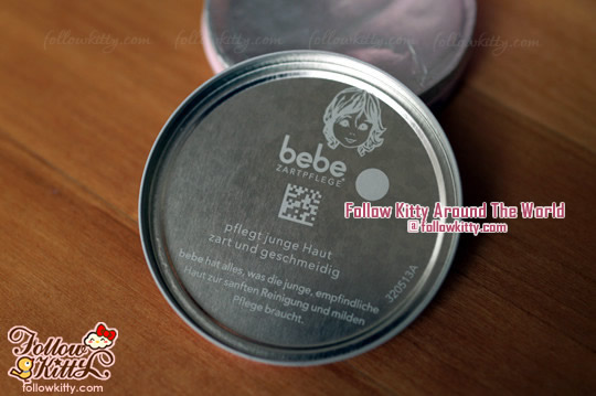 Hello Kitty Limited BeBe Tender Care Hand Cream