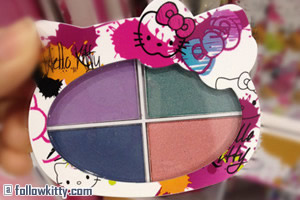 Hello Kitty Cosmetics Eye Shadow Small