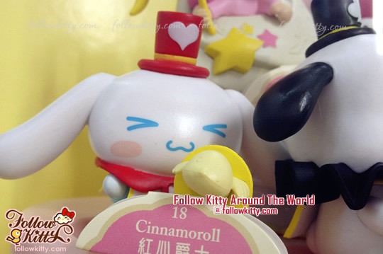 7-11 Hello Kitty [Hello Party]第二期﹣Cinnamoroll紅心爵士